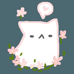 flower cat fairy