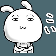 【こい】すっぴんうさぎ