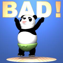 のんびりパンダさん《Movie 03》