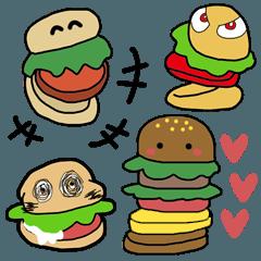 ハンバーガーの妖精