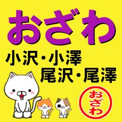 超★おざわ(オザワ)なネコ