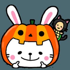 うさかめ(秋バージョン)