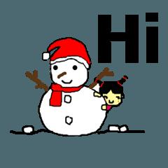 AISHITERU: Winter with New friends