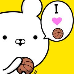 バスケ好きの為のスタンプ☆2