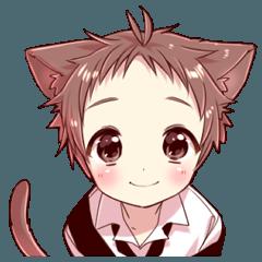 わんぱく猫耳少年2
